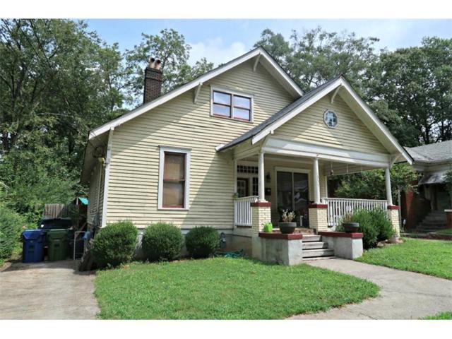 1337 Latham Street SW, Atlanta, GA 30310 (MLS #5894750) :: North Atlanta Home Team