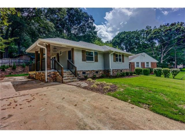 800 Wayland Court SE, Smyrna, GA 30080 (MLS #5894810) :: North Atlanta Home Team