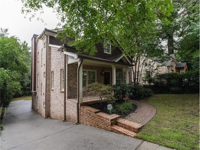 458 Deering Road NW, Atlanta, GA 30309 (MLS #5894857) :: North Atlanta Home Team
