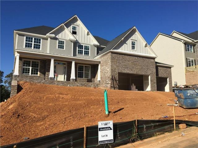 353 Heritage Overlook, Woodstock, GA 30188 (MLS #5894887) :: North Atlanta Home Team