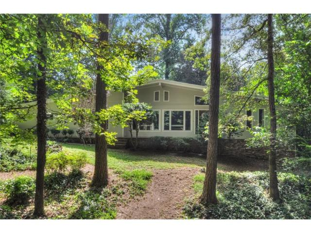 4231 Mcclatchey Circle NE, Atlanta, GA 30342 (MLS #5895069) :: North Atlanta Home Team