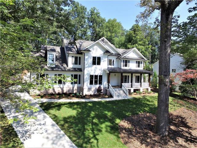 6510 Bridgewood Valley Road, Sandy Springs, GA 30328 (MLS #5895399) :: North Atlanta Home Team
