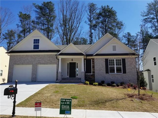 6876 Winding Wade Trail, Austell, GA 30168 (MLS #5895809) :: North Atlanta Home Team