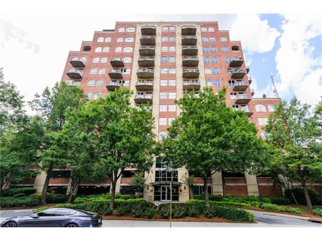 3180 Mathieson Drive NE #1504, Atlanta, GA 30305 (MLS #5895841) :: North Atlanta Home Team