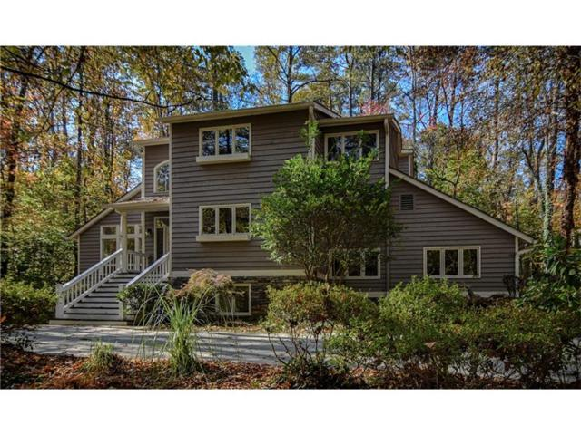 8110 Ball Mill Road, Sandy Springs, GA 30350 (MLS #5896029) :: RE/MAX Paramount Properties