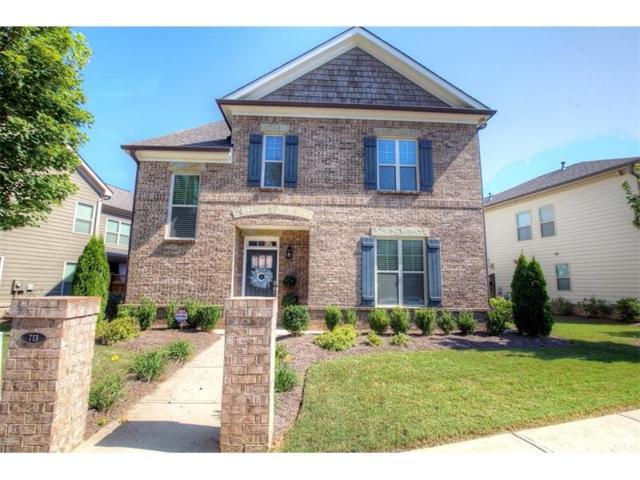 713 Park Manor Drive SE, Smyrna, GA 30082 (MLS #5897253) :: North Atlanta Home Team
