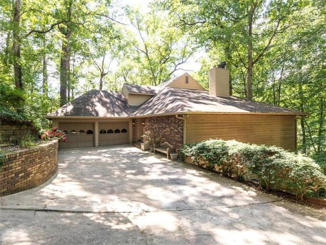 572 Pine Valley Road SE, Marietta, GA 30067 (MLS #5897407) :: North Atlanta Home Team