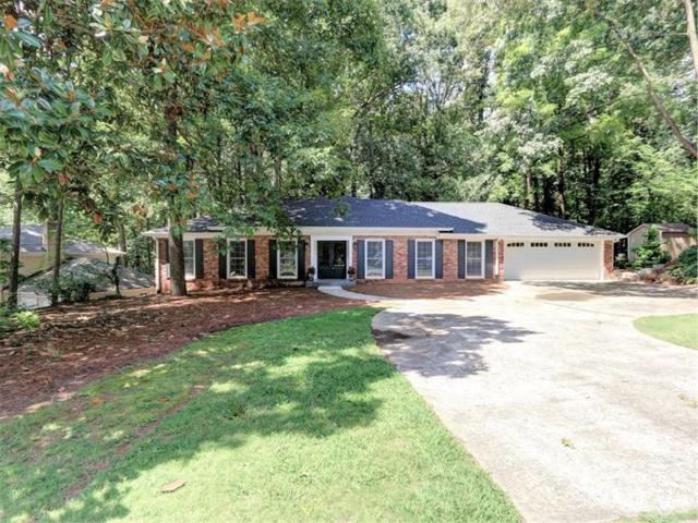 7070 Duncourtney Drive, Sandy Springs, GA 30328 (MLS #5897441) :: North Atlanta Home Team