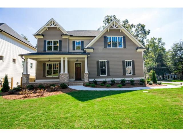 1877 Ham Drive, Chamblee, GA 30341 (MLS #5897493) :: North Atlanta Home Team