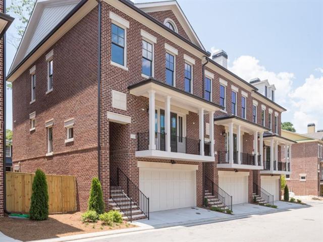 3700 Peachtree Road NE #8, Atlanta, GA 30319 (MLS #5897496) :: RE/MAX Paramount Properties