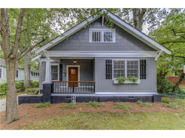 1724 John Calvin Avenue, College Park, GA 30337 (MLS #5897692) :: North Atlanta Home Team