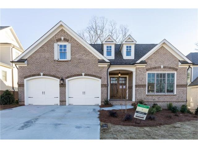 11410 N Crestview Terrace, Lot 160, Johns Creek, GA 30024 (MLS #5897933) :: North Atlanta Home Team