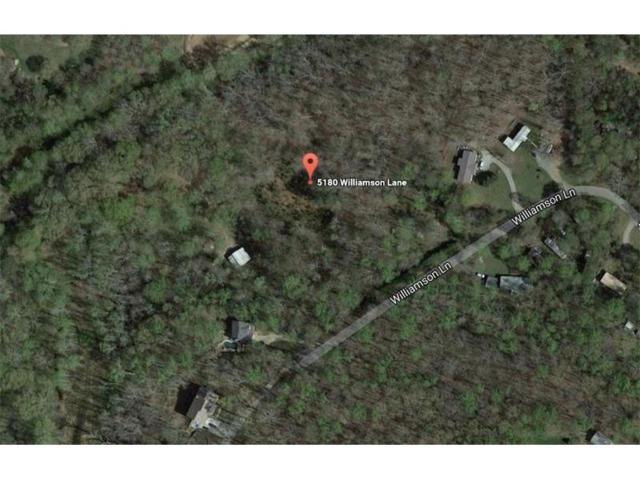 5180 Williamson Lane, Cumming, GA 30028 (MLS #5898177) :: North Atlanta Home Team