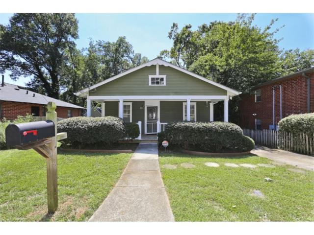 815 Marcus Street, Atlanta, GA 30316 (MLS #5898377) :: North Atlanta Home Team