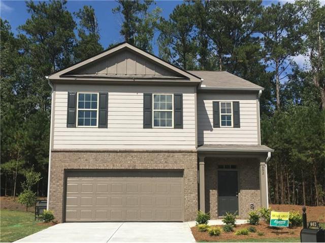 602 Dodson Lake Court, Fairburn, GA 30213 (MLS #5899079) :: North Atlanta Home Team