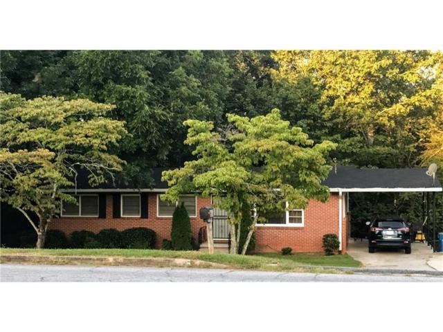 2890 Ben Hill Road, East Point, GA 30344 (MLS #5899166) :: North Atlanta Home Team
