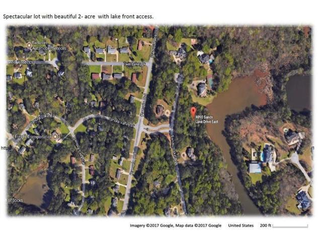 4090 Sandy Lake Drive, Lithonia, GA 30038 (MLS #5899745) :: North Atlanta Home Team