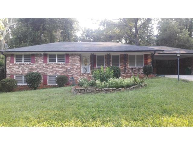 4261 Rocking Chair Lane, Stone Mountain, GA 30083 (MLS #5900260) :: North Atlanta Home Team