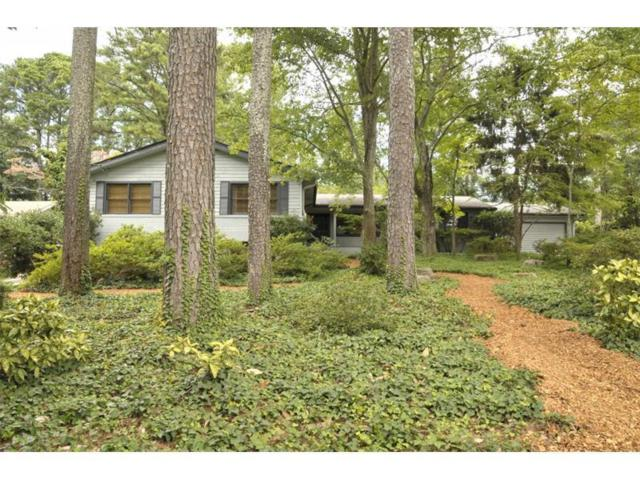 1586 Rainier Falls Drive, Atlanta, GA 30329 (MLS #5900618) :: North Atlanta Home Team