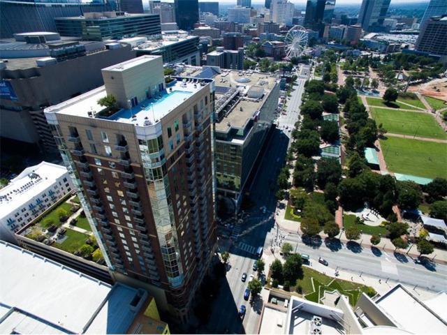 285 NW Centennial Olympic Park Drive NW #404, Atlanta, GA 30313 (MLS #5900903) :: North Atlanta Home Team