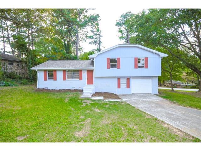 1590 Colony East Circle, Stone Mountain, GA 30083 (MLS #5901308) :: North Atlanta Home Team