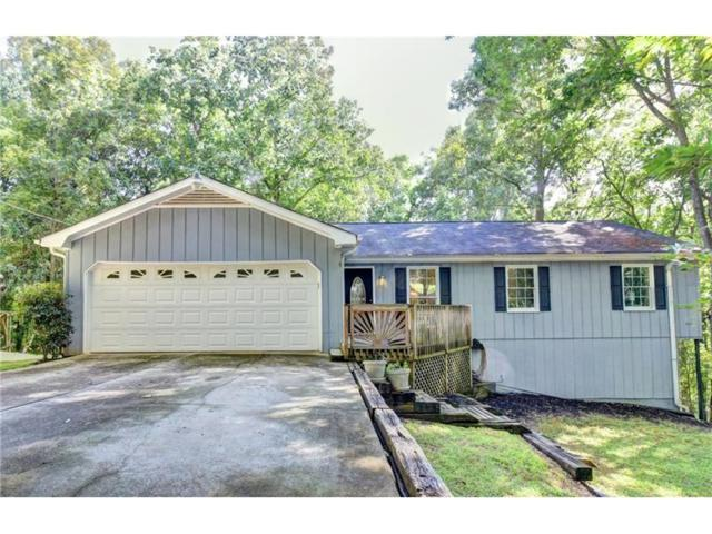 5380 Woodland Circle, Gainesville, GA 30504 (MLS #5902111) :: RE/MAX Paramount Properties