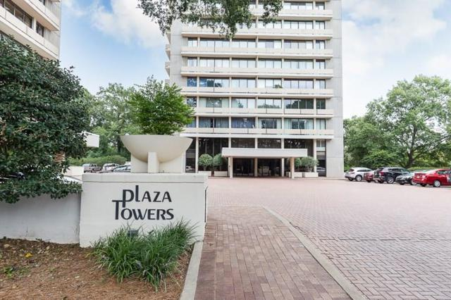 2575 Peachtree Road NE 12G, Atlanta, GA 30305 (MLS #5902346) :: Buy Sell Live Atlanta