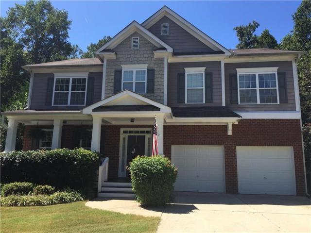 160 Oak Haven Drive, Canton, GA 30115 (MLS #5902601) :: North Atlanta Home Team