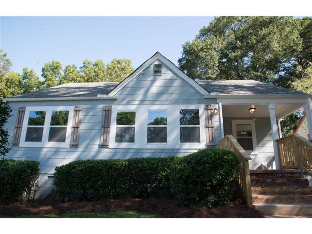 1659 Beecher Street SW, Atlanta, GA 30310 (MLS #5902856) :: North Atlanta Home Team
