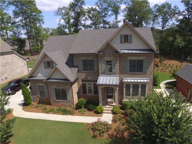 1409 Kings Park Drive NW, Kennesaw, GA 30152 (MLS #5903349) :: North Atlanta Home Team