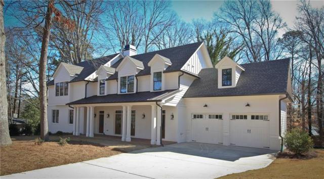 1463 Hearst Drive NE, Brookhaven, GA 30319 (MLS #5903856) :: North Atlanta Home Team