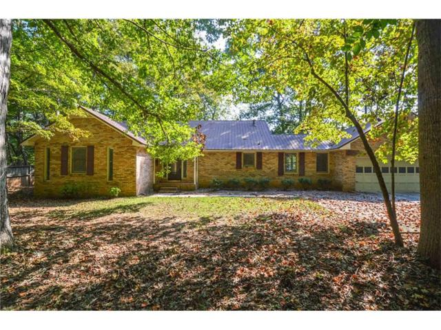37 Teepee Trail, Whitesburg, GA 30185 (MLS #5903968) :: North Atlanta Home Team