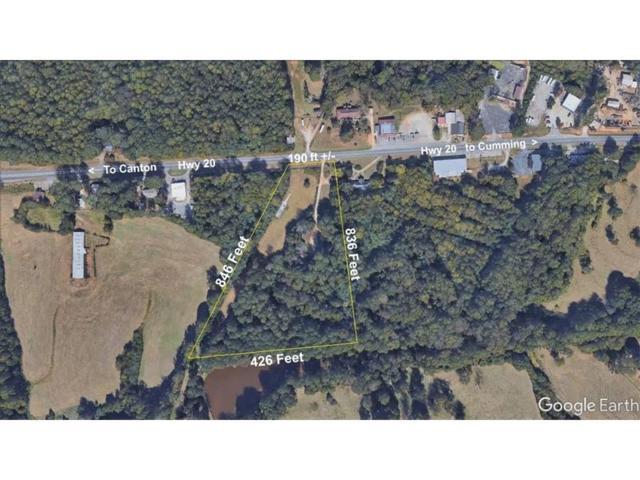 14121 Cumming Highway, Cumming, GA 30040 (MLS #5904253) :: Path & Post Real Estate