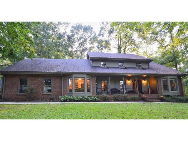 270 Griffin Mountain Trail NE, Conyers, GA 30013 (MLS #5904538) :: North Atlanta Home Team