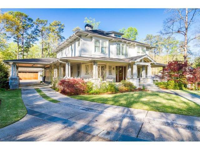 60 Forrest Lake Drive, Atlanta, GA 30327 (MLS #5904918) :: North Atlanta Home Team