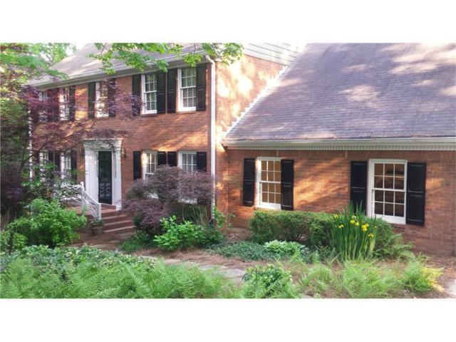 4698 Trinity Court, Marietta, GA 30068 (MLS #5905139) :: North Atlanta Home Team