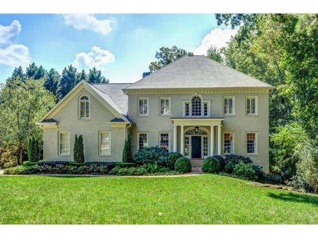 4475 Club Drive NE, Atlanta, GA 30319 (MLS #5905568) :: North Atlanta Home Team
