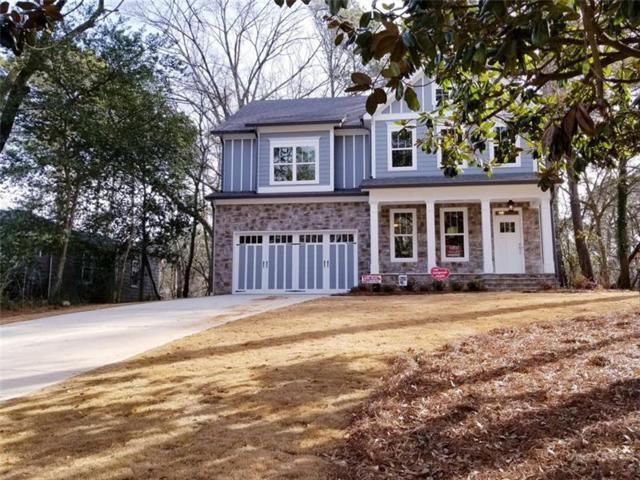 1067 Vista Trail, Atlanta, GA 30324 (MLS #5906512) :: North Atlanta Home Team