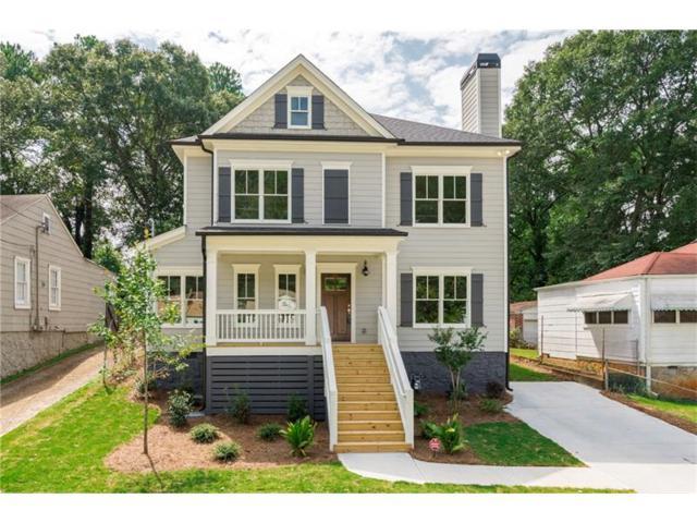 1607 Alder Court SE, Atlanta, GA 30317 (MLS #5906942) :: North Atlanta Home Team