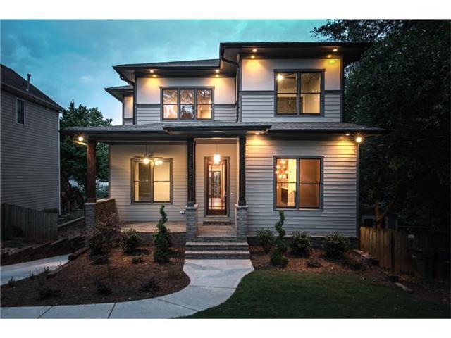 2266 Sutton Street SE, Atlanta, GA 30317 (MLS #5907065) :: North Atlanta Home Team