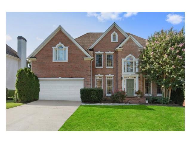5463 Laurel Ridge Drive, Alpharetta, GA 30005 (MLS #5907075) :: North Atlanta Home Team