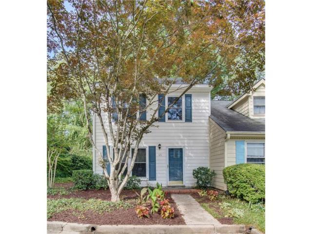 121 Teal Court #121, Roswell, GA 30076 (MLS #5907141) :: North Atlanta Home Team