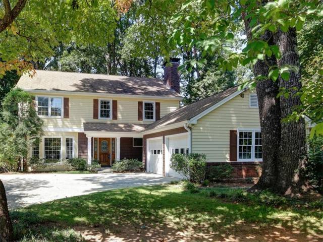 360 Thornwood Drive, Sandy Springs, GA 30328 (MLS #5908914) :: North Atlanta Home Team