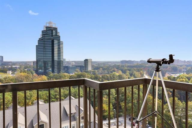 795 Hammond Drive #1602, Atlanta, GA 30328 (MLS #5909098) :: North Atlanta Home Team