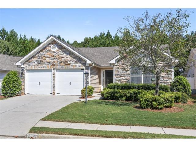 2592 Centennial Commons Bluff, Acworth, GA 30102 (MLS #5909648) :: North Atlanta Home Team