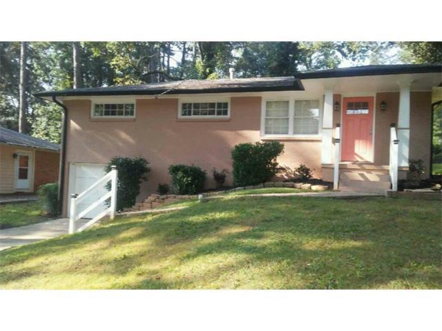 3672 Turner Heights Drive, Decatur, GA 30032 (MLS #5910015) :: North Atlanta Home Team