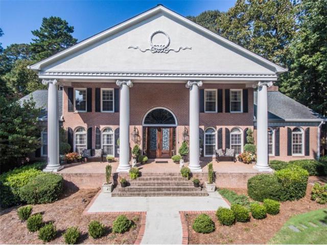 570 Valley Hall Drive, Atlanta, GA 30350 (MLS #5910303) :: North Atlanta Home Team