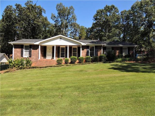 6449 Skyline Drive, Douglasville, GA 30135 (MLS #5910373) :: North Atlanta Home Team