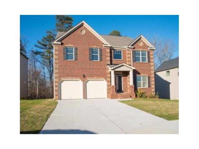 281 Hillcrest Court, Hampton, GA 30228 (MLS #5910485) :: North Atlanta Home Team