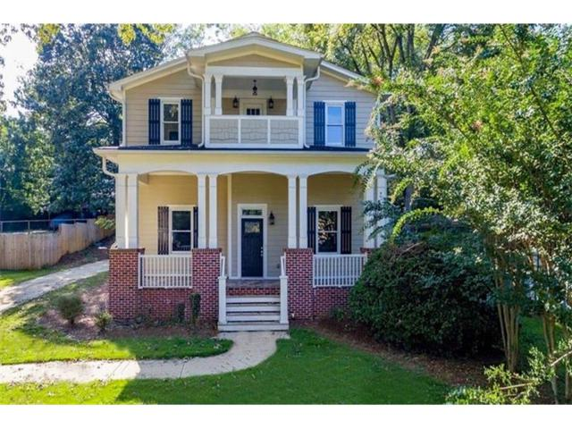 274 Rockyford Road NE, Atlanta, GA 30317 (MLS #5910582) :: The Zac Team @ RE/MAX Metro Atlanta